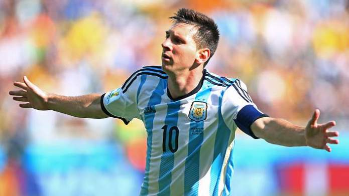Messi, the savour against Iran (Photo by Ronald Martinez/Getty)